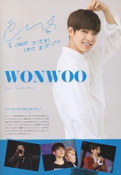Seventeen Wonwoo, Seventeen Debut, Woozi, Jeonghan, Won Woo, Boy Idols, Falling In Love With Him, Pledis Entertainment, Seungkwan