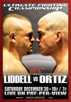 UFC 66: Liddell vs. Ortiz 2   MMA Event   Tapology