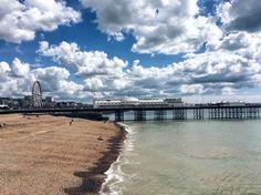 #England #sky #beautiful #sea