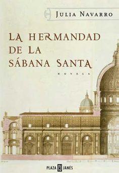 La hermandad de la sábana santa de Julia Navarro