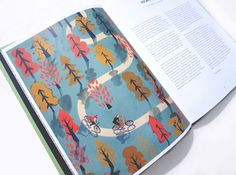The Ride Guide | Adventures by Bicycle - Alice Moynihan Illustration & Design