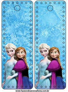 Frozen: Party Free Printables. - Is it for PARTIES? Is it FREE? Is it CUTE? Has…