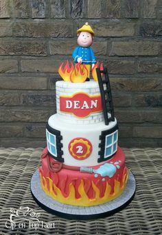 Die 59 Besten Bilder Von Feuerwehrmann Sam Torte Fireman Sam Cake
