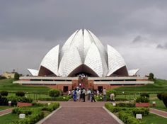 Incredible Pictures: Lotus Temple, New Delhi, India