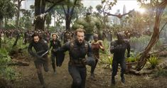 Review, Avengers : Infinity War