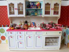 Tyco Kitchen Littles Center Deluxe Flickr Photo Sharing Little Kitchentoy