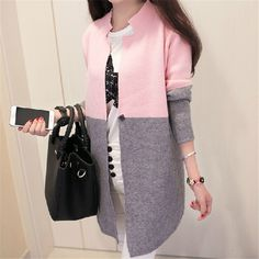 Cheap cardigan pajamas, Buy Quality sleeve jersey directly from China cardigan long sleeve Suppliers: cheap  otional women sweater fashion v-neck long sleeve sweater hot selling spring and autumn clothingUSD 6.98-10.98/pie