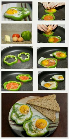omettle - Food and drink - Toast Clean Recipes, Cooking Recipes, Tacos Mexicanos, Healthy Snacks, Healthy Recipes, Snacks Für Party, Mediterranean Recipes, Creative Food, Love Food