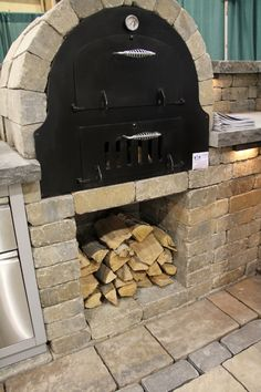 Landscaping - Pizza Oven