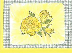 roses2461 Rose, Creative, Nature, Pink, Naturaleza, Roses, Nature Illustration, Off Grid, Natural