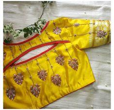 Indian Blouse Designs, Blouse Back Neck Designs, Best Blouse Designs, Pattu Saree Blouse Designs, Hand Work Blouse Design, Simple Blouse Designs, Stylish Blouse Design, Cut Work Blouse, Choli Blouse Design