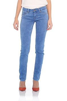 Suko Jeans Skinny Jeans for Women Stretch denim 17152 ELECTRIC BLUE 14 *** Check out this great product.