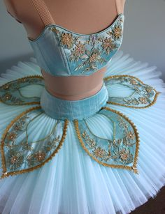 Odalisque from Le Corsaire, DQ DESIGNS tutus and more. Beautiful color!