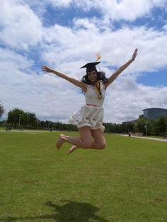 Graduation Picture Idea-