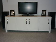 modern stylish entertainment unit that will complement any lounge area Lounge Areas, Flat Screen, The Unit, Entertainment, Stylish, Modern, Furniture, Living Rooms, Flat Screen Display