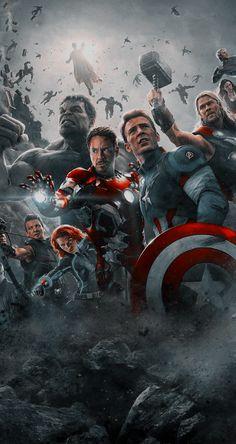 Avengers Poster, Superhero Poster, Marvel Avengers Movies, The Avengers, Marvel Films, Marvel Art, Marvel Heroes, Marvel Cinematic, Marvel Background