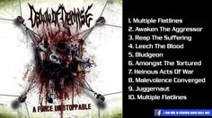 Dawn Of Demise - A Force Unstoppable | Full Album (Brutal Death Metal)