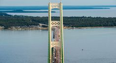 The annual Mackinac Bridge Walk is the only time people are allowed to walk on the bridge. And it's free. Here's what you need to know about the walk.