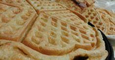 lapcsánka gofrisütőben