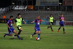 A. Latiff's winning goal gives Rovers the lead in a 2 legged Singapore Cup tie against Albirex Niigata (S).