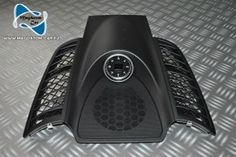 Neu Original Verkleidung Ramen Schwarz Abdeckung   Kompass fur Porsche Cayenne 958 2011-2013 7P5919107K