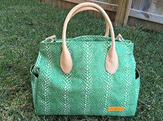LinaJake Diaper Bag Review