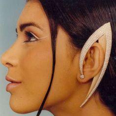 The Vulcan earring