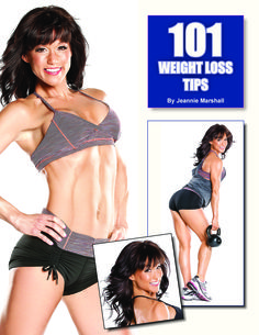 My FREE new ebook 101 Weight Loss Tips available only on my Facebook LIKE page!