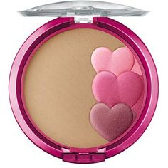Happy Booster Glow and Mood Booster Bronzer/Blush in Bronze/ Natural by Physicians Formula: great for contouring on paler skin!