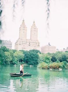 love in central park