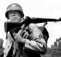 Lee Marvin in episode of Combat