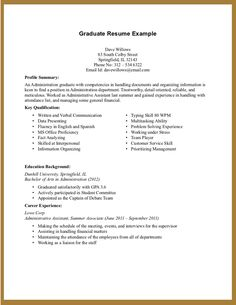 cover letters/resume Image result for examples of cover letters