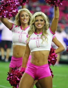 Houston Texans Cheerleader Caitlyn Makes the Jump to the NFL