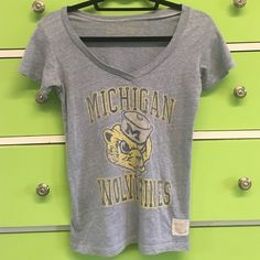 Michigan tee shirt Michigan tee shirt. Great condition. Retro Brand Tops Tees - Short Sleeve
