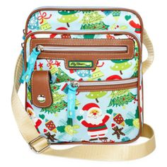 1ec5687dc4 Lily Bloom Gigi Crossbody Bag - JCPenney Lily Bloom Bags