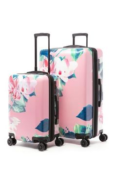 guide for travel luggage Luggage Sets Cute, Calpak Luggage, Girls Luggage, Hardside Luggage Sets, Pink Luggage, Best Carry On Luggage, Luggage Packing, Luggage Sizes, Luggage Backpack