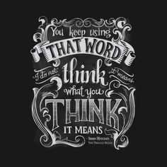 Check out this awesome 'Inconceivable' design on Typography Love, Vintage Typography, Typography Quotes, Typography Inspiration, Graphic Design Typography, Logo Design, Typed Quotes, Sign Quotes, Rockabilly Artwork