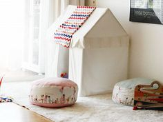 Toriee House Play Tent