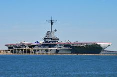The USS Lexington, Corpus Christi