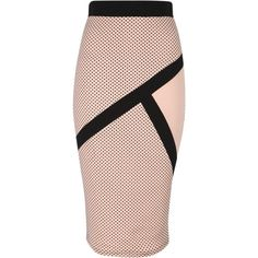 Jane Norman Polkadot Pencil skirt and other apparel, accessories and trends. Browse and shop 21 related looks.