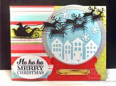 Merry Monday Christmas Card Challenge #139