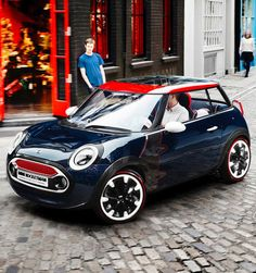 MINI Cooper 2012 MINI ROCKETMAN CONCEPT