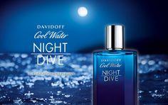 JETZT gewinnen: Cool Water Night Dive von DAVIDOFF