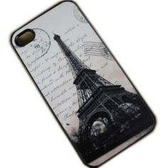 Eiffel Tower Case for Apple Iphone 4/4s