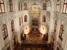 Schonbrunn Chapel