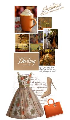 """Fall"" by lierreetc on Polyvore"