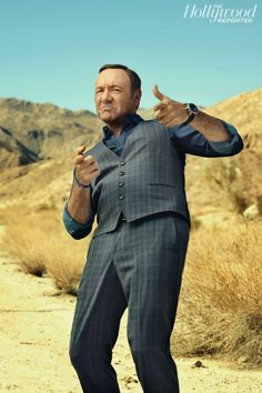 """The """"House of Cards star,"""" 54, reveals how he rejected the industry's rules and chose his own path to success."""