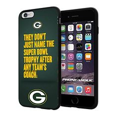"NFL Green Bay Packers , Cool iPhone 6 Plus (6+ , 5.5"") Smartphone Case Cover Collector iphone TPU Rubber Case Black Phoneaholic http://www.amazon.com/dp/B00VUB2AEW/ref=cm_sw_r_pi_dp_9X1nvb1CE8V60"