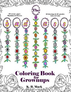 Introducing The Badass Coloring Book for Grownups 50 designs of Swear Words Flowers Mandalas  Puzzle Quilts Antistress Swear Word Coloring Volume 1. Buy Your Books Here and follow us for more updates!