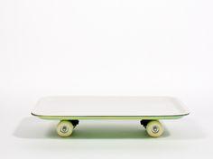 droog design - tray on wheels